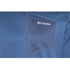 Columbia Jackson Creek II Kurtka Mężczyźni niebieski
